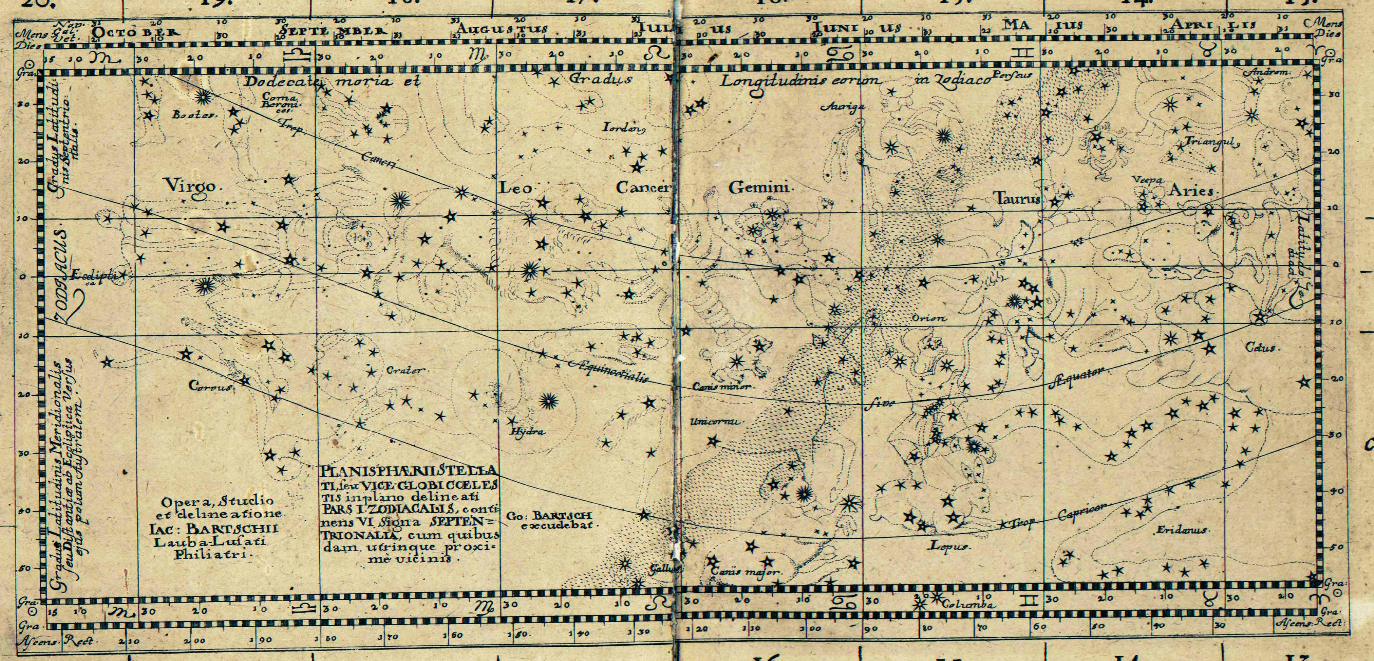 constellation arabe